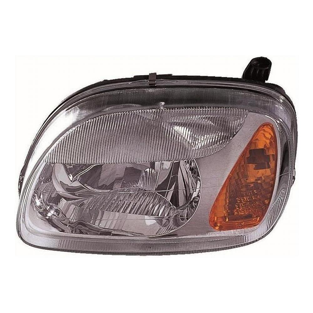 Nissan Micra K11 [00-03] Headlight Unit - H4 with Amber Indicator