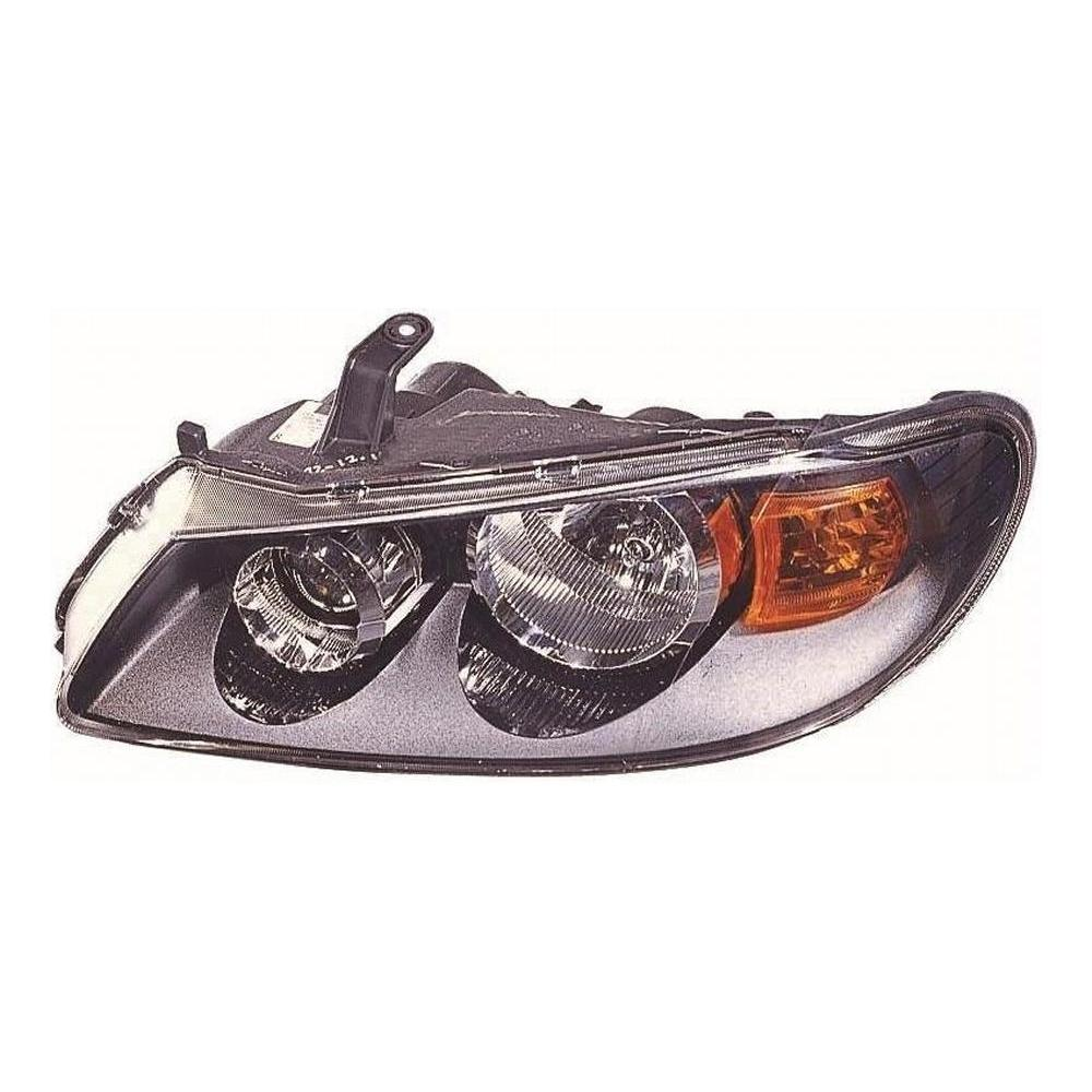 Nissan Almera [03-06] Headlight Unit - H7 - with Black Inner (excludes Tino)