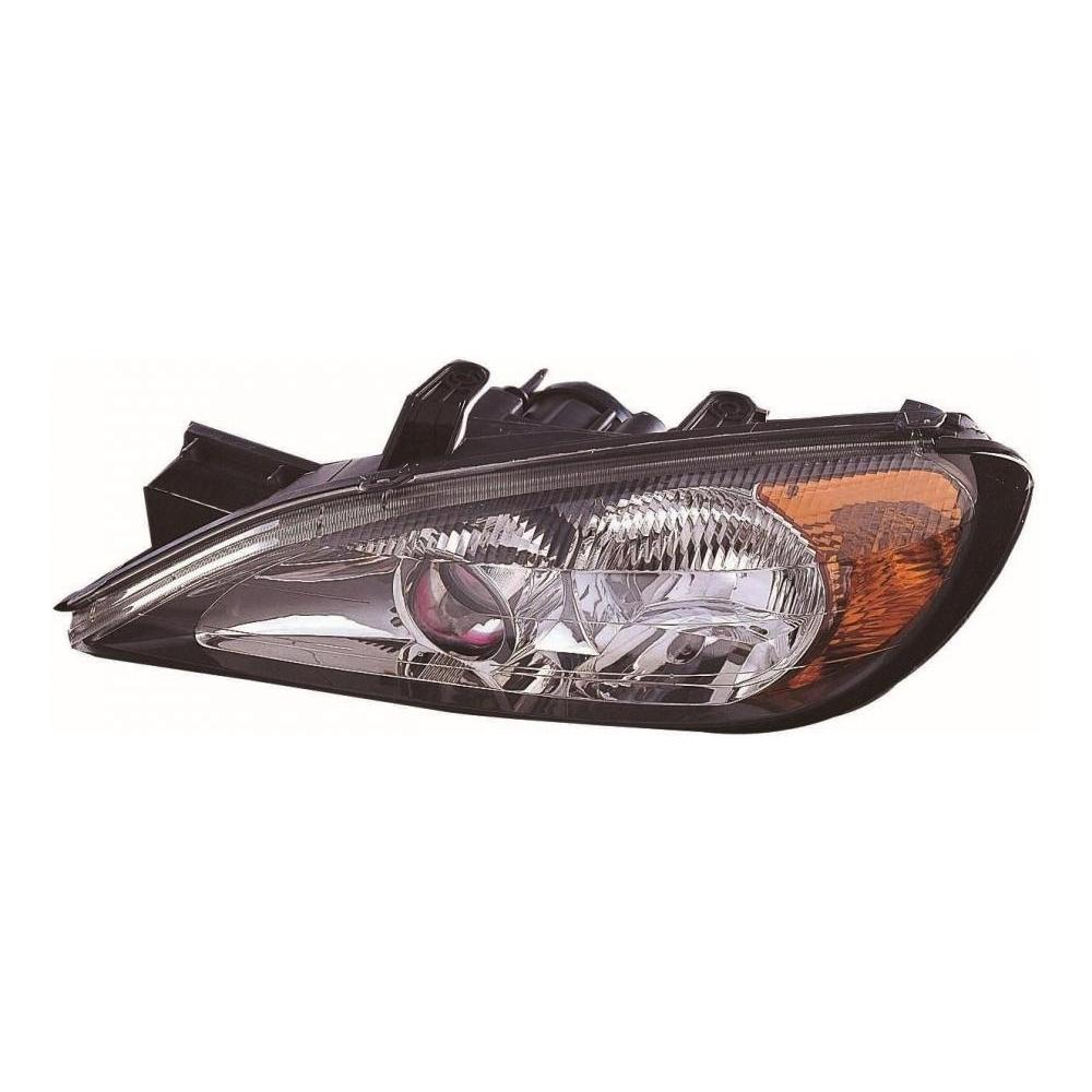 Nissan Primera P11 [99-01] Headlight Unit with Amber Indicator
