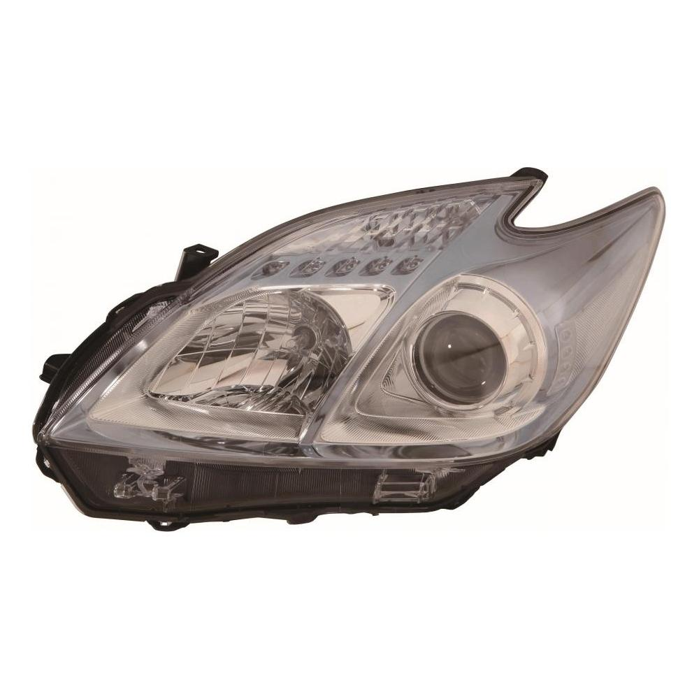 Toyota Prius [09 on] Headlamp Unit - H11/HB3 (non LED)