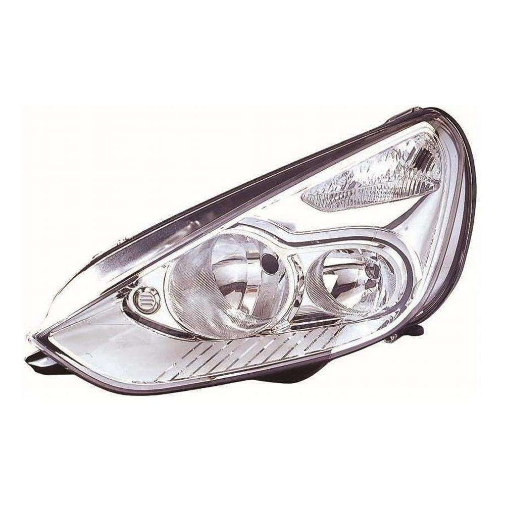 Ford S-Max [06-10] Headlight Unit - H1 H7