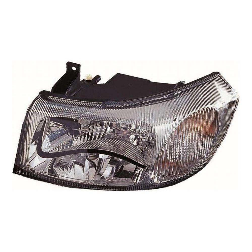 Ford Transit MK6 [00-06] Headlight Unit - Chrome inner (no motor)