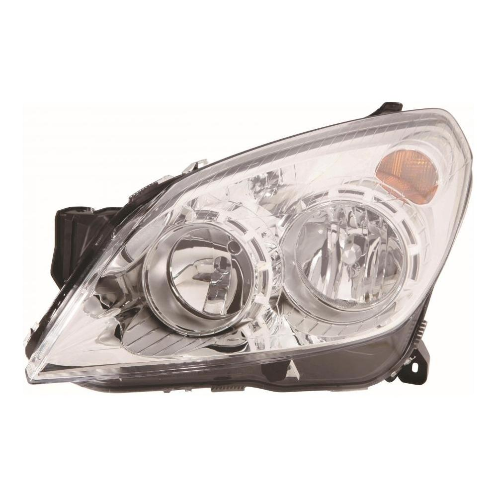 Vauxhall Astra H MK5 [07-11] Headlight Unit - with chrome inner (excludes VXR)