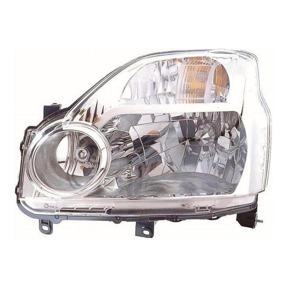 Nissan X-Trail MK2 [07-10] Headlight Unit - H4