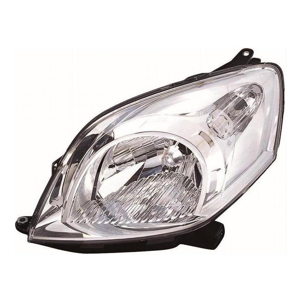 Fiat Fiorino [08 on] Headlight Unit - H4