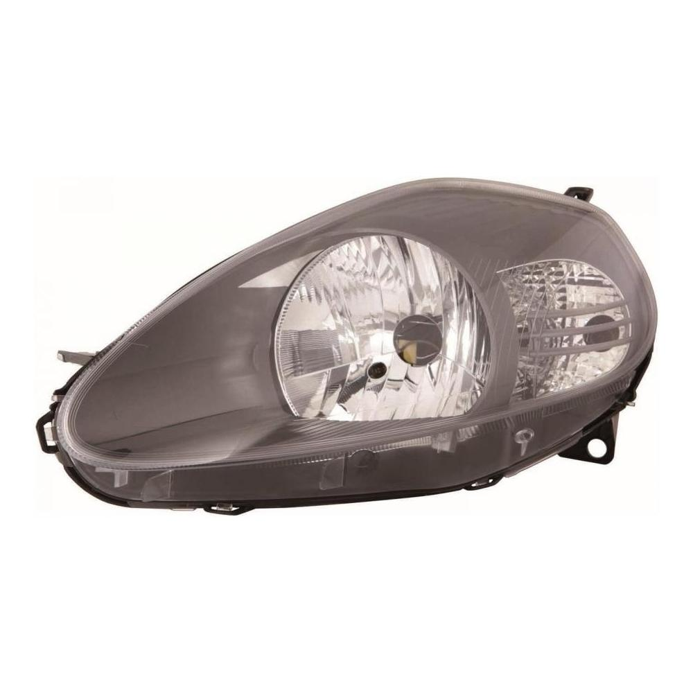 Fiat Punto Grande [06-08] Headlight Unit - Grey Inner (Sporting Only)