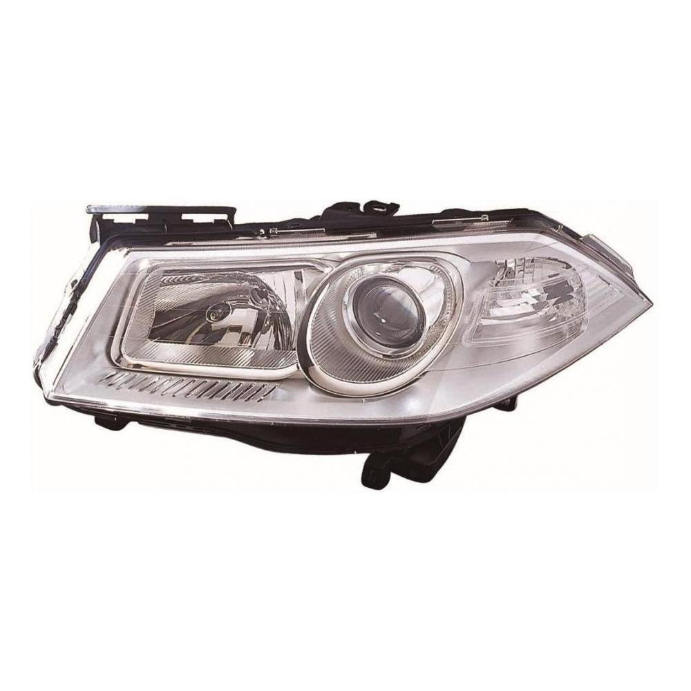 Renault Megane MK2 [06-09] Headlight Unit - MK2 Facelift - H7 & H1 Halogen