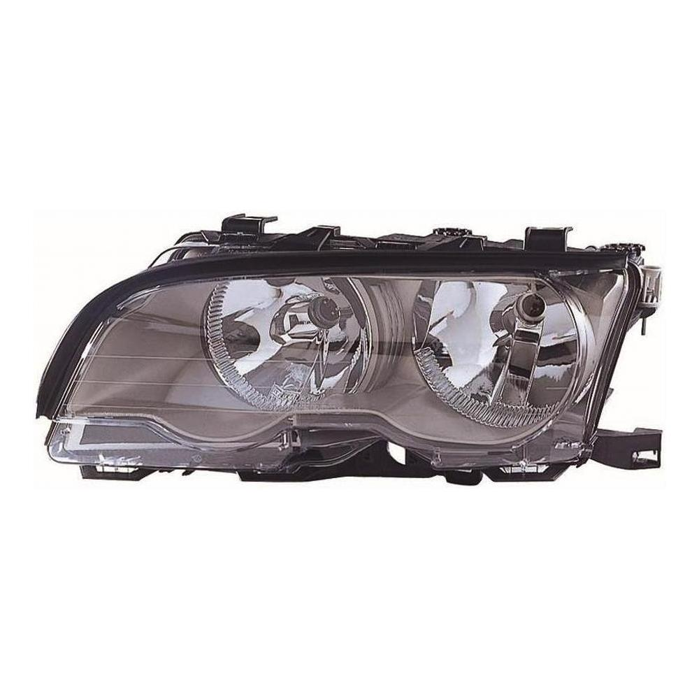 BMW 3 Series E46 Coupe [01-03] Headlight Unit with Chrome Inner