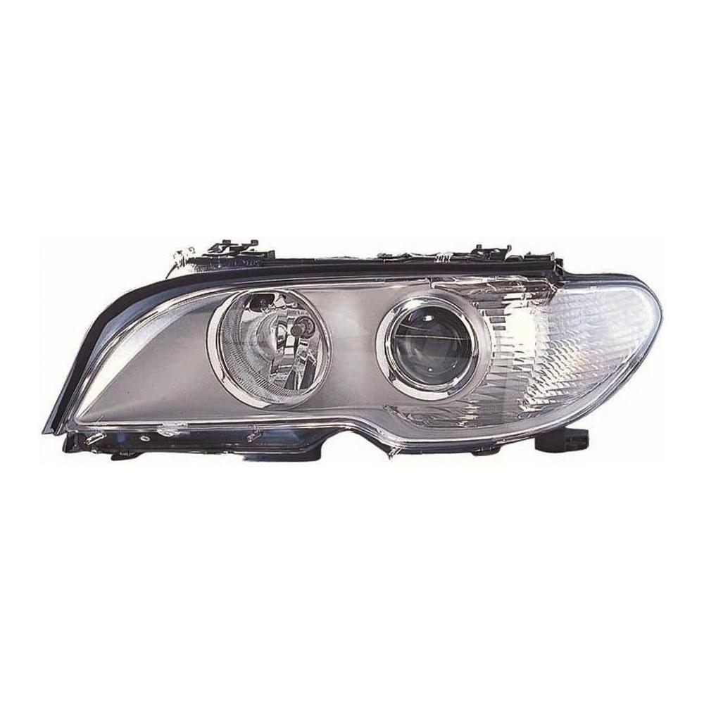BMW 3 Series E46 Coupe [03-06] Headlight Unit with Chrome Inner