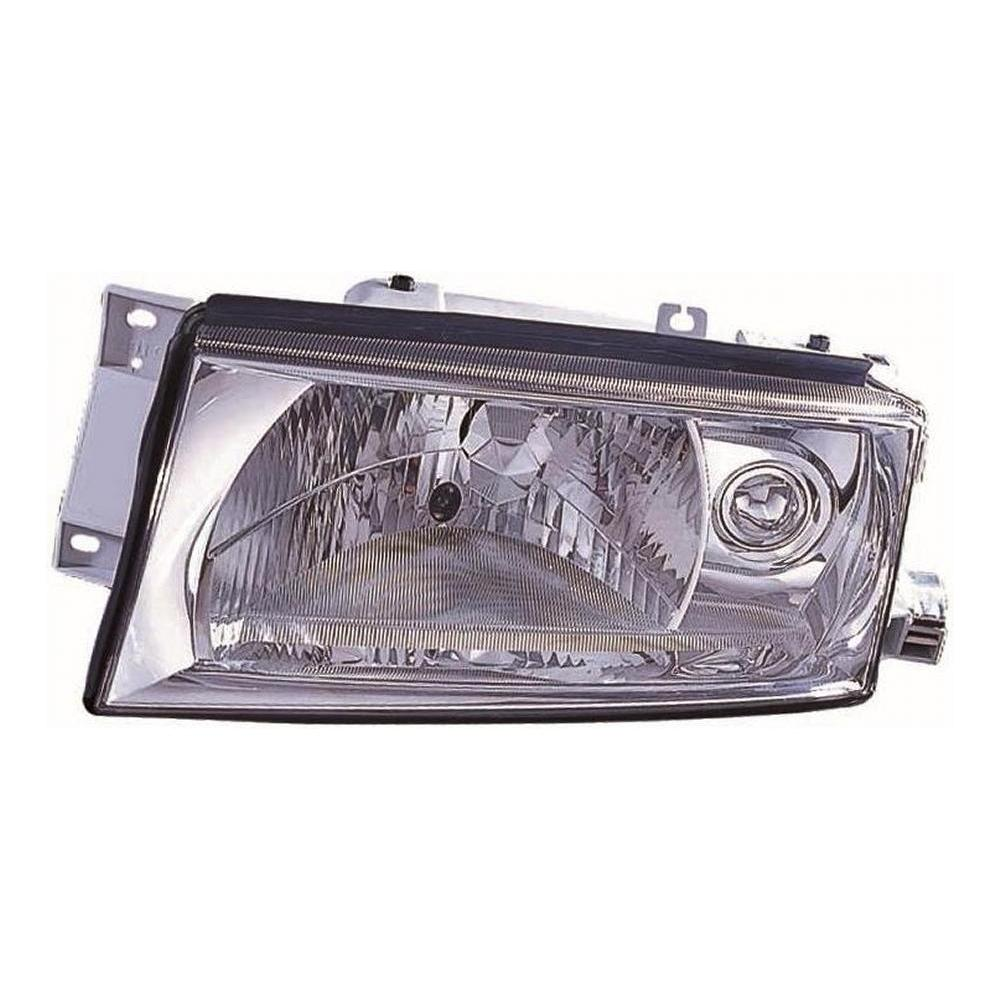 Skoda Octavia MK1 [01-04] Headlight Unit - without integrated foglight - H4