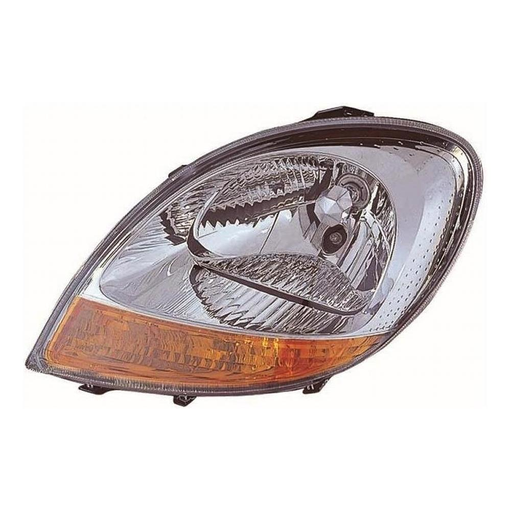 Renault Kangoo MK1 [03-06] Headlight Unit - Facelift version with Amber Indicator