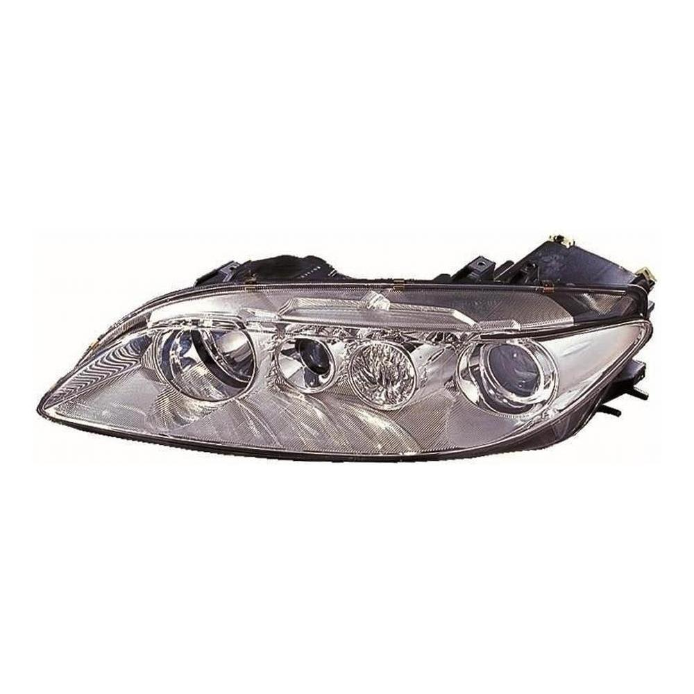 Mazda 6 [02-05] Headlight Unit - with integrated fog lamp