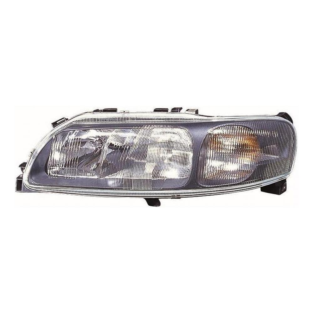 Volvo V70 [00-04] Headlight Unit - with Black Surround
