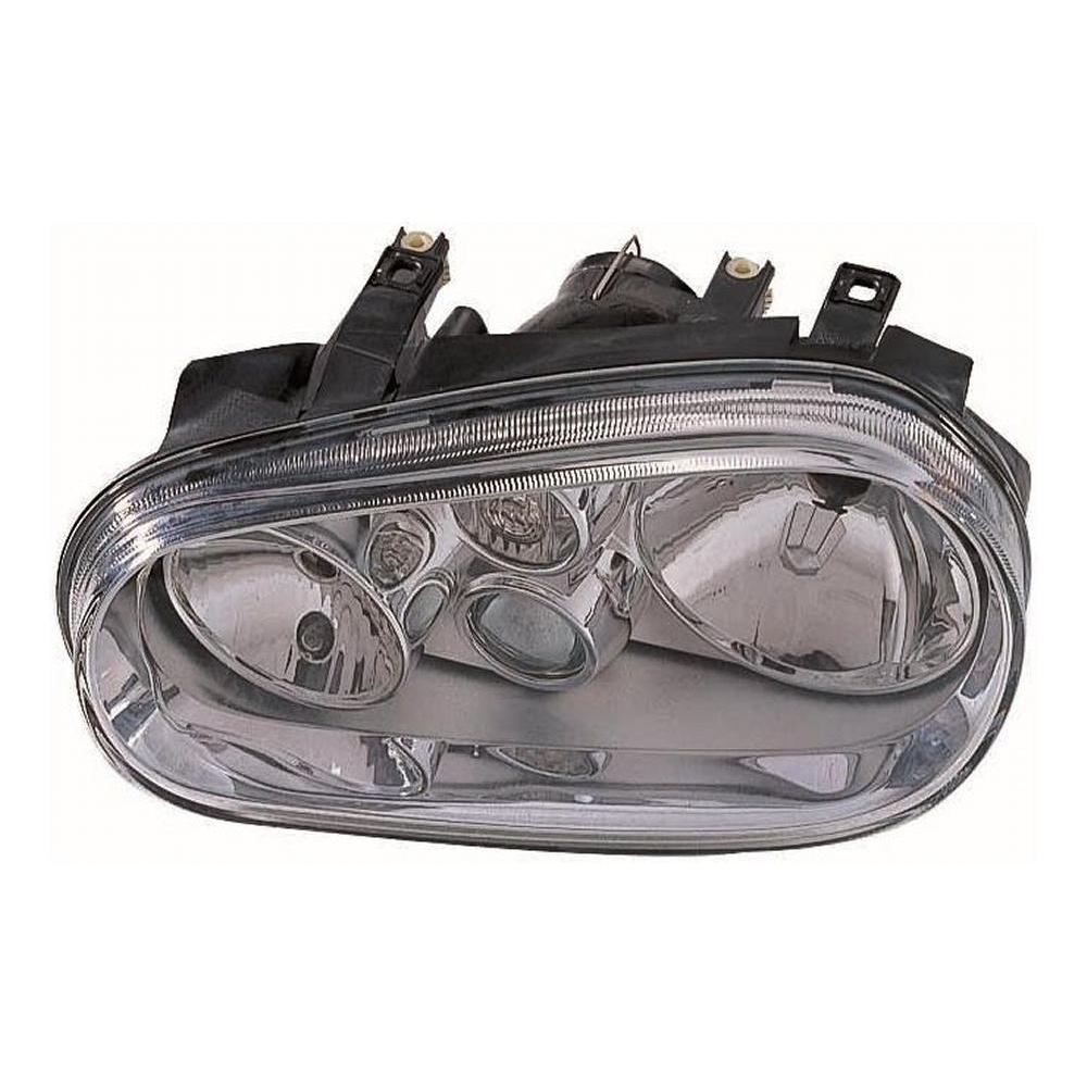 VW Golf MK4 [98-03] Headlight Unit - Integral Fog Lamp
