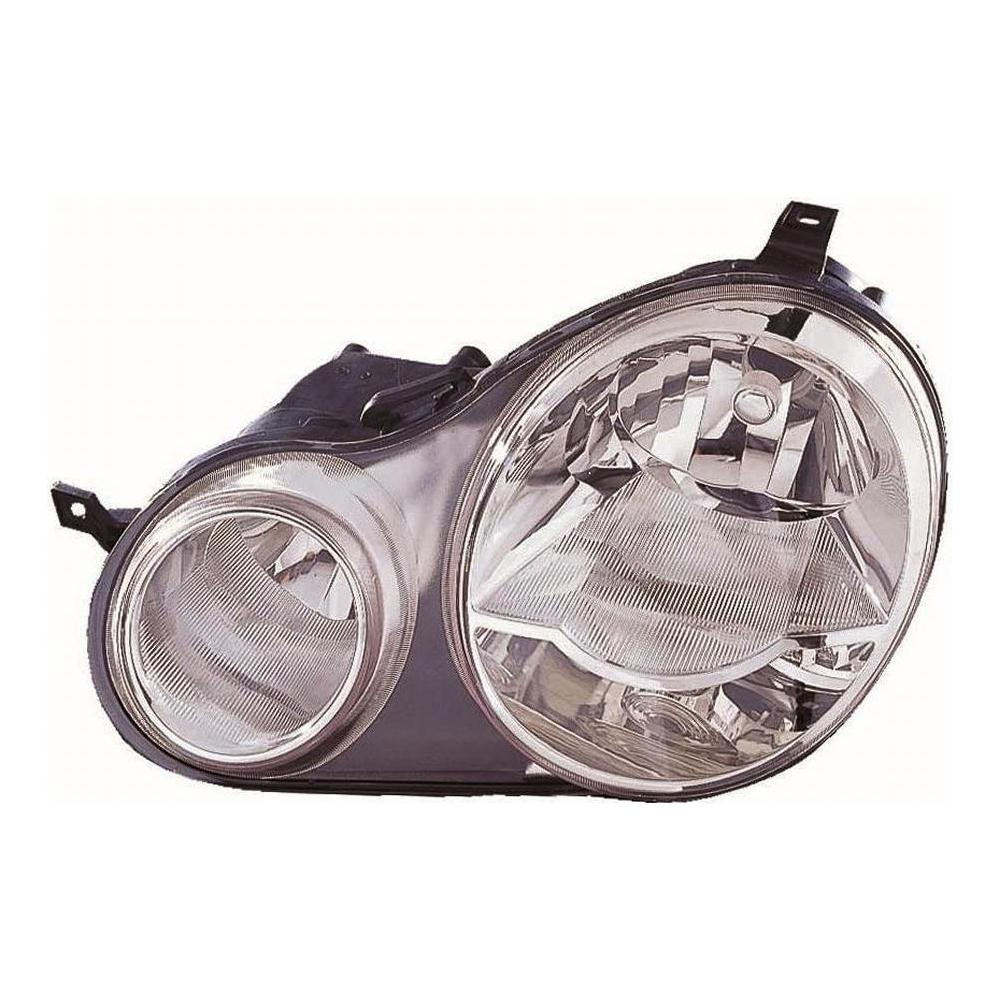 VW Polo 9N [02-05] Headlight Unit - H1 & H7