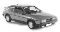Scirocco MK2 [84-93] Typ 53B