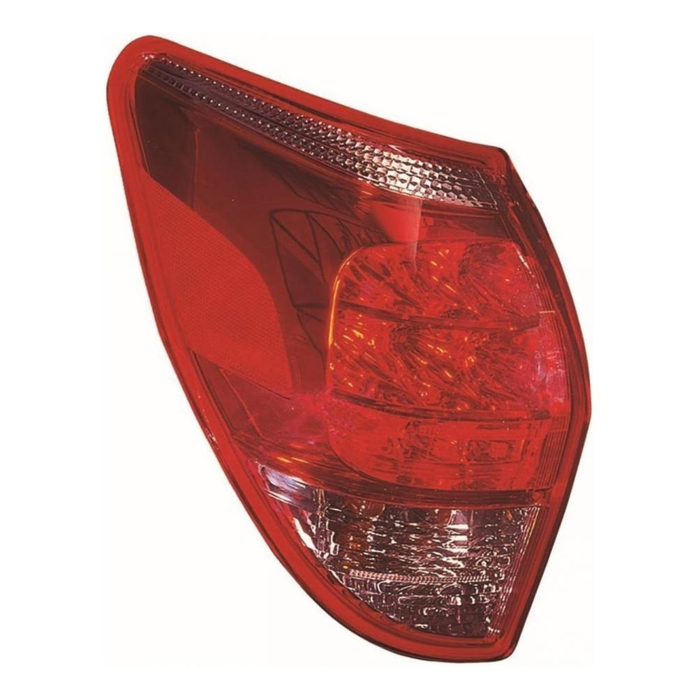 Toyota RAV 4 MK3 [06-09] Rear Tail Light Unit - LED Type (with clear indicator)