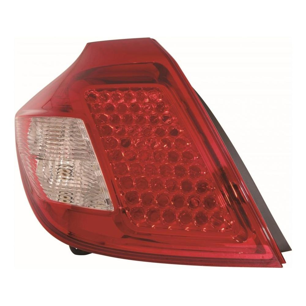 Kia Ceed MK1 [10-12] Rear Tail Light Unit  - Clear Indicator (not Pro-Ceed)