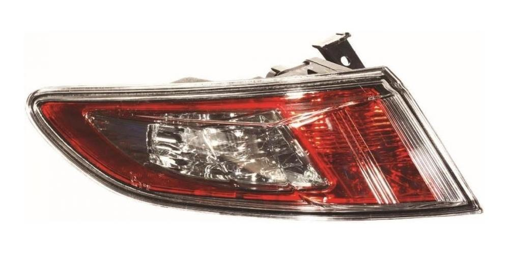 Honda Civic [09-11] Rear Tail Light Unit Outer Section (smoked indicator)