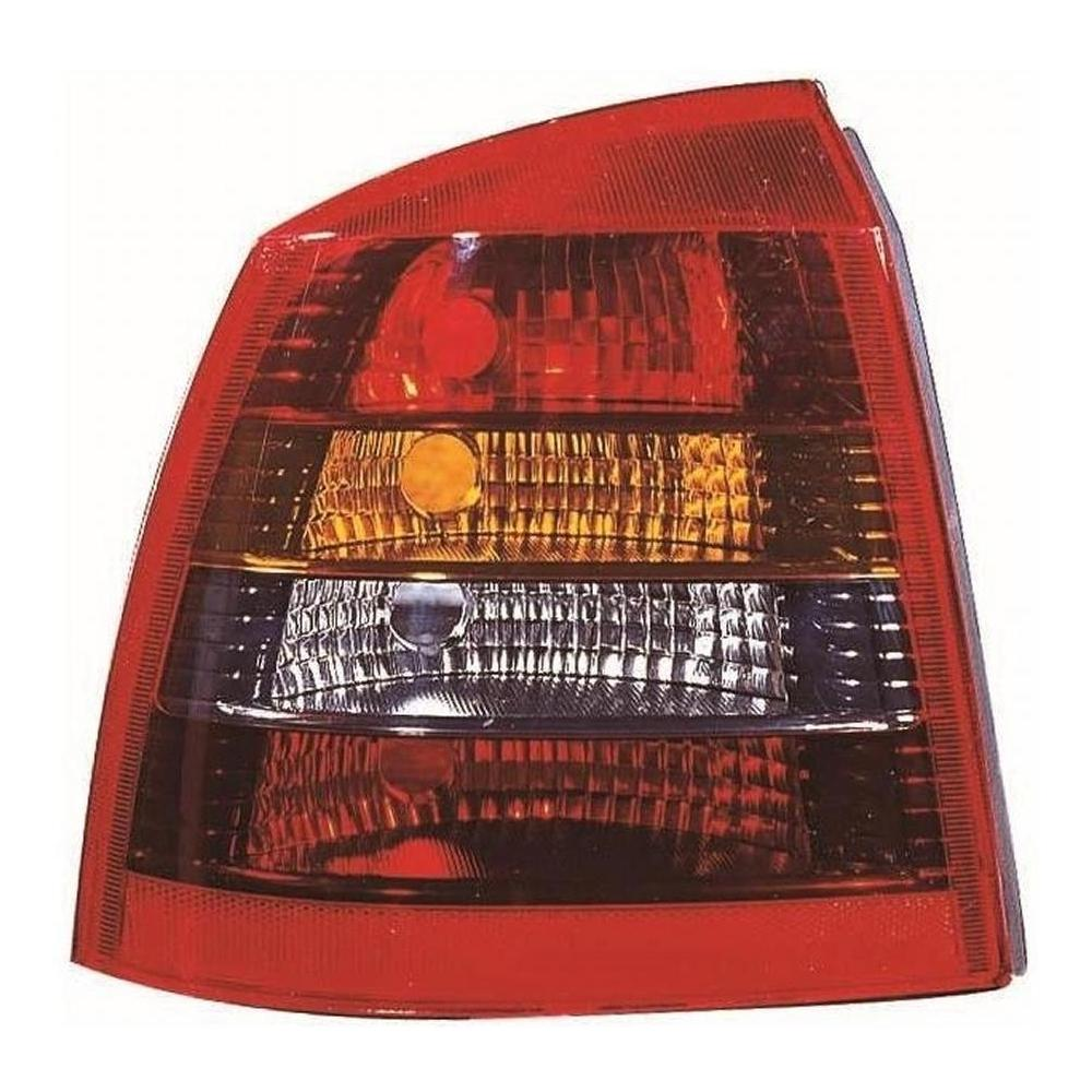 Vauxhall Astra G MK4 [98-04] Rear Tail Light Unit - Smoked Indicator - Hatchback Sport  Models Only