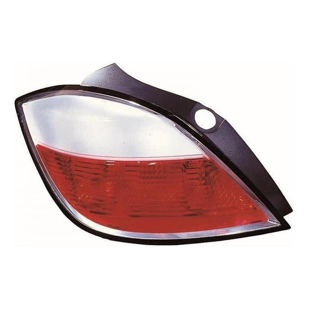 Vauxhall Astra H MK5 [04-07] Rear Tail Light Unit - White Indicator - 5 Door