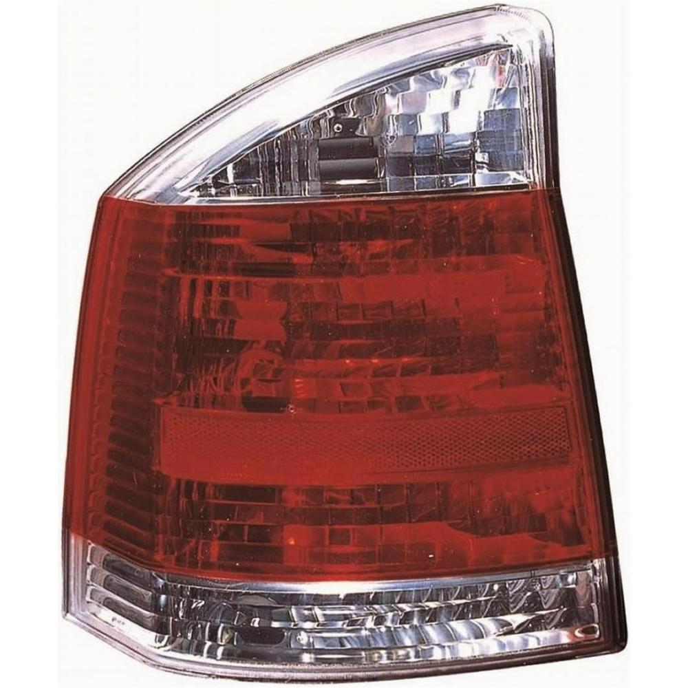 Vauxhall Vectra [02-09] Rear Tail Light Unit - with clear indicator (not estate)