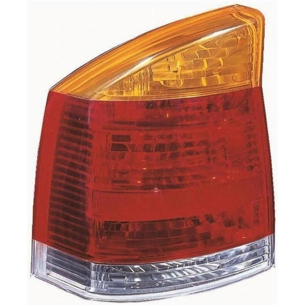 Vauxhall Vectra [02-09] Rear Tail Light Unit - with amber indicator (not estate)