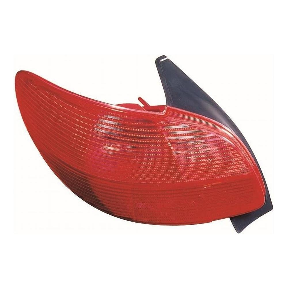 Peugeot 206 [98-03] Rear Tail Light Unit (hatchback models)