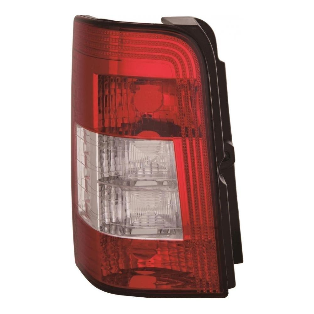 Citroen Berlingo MK2 [05-08] Rear Tail Light Unit - for twin rear door models