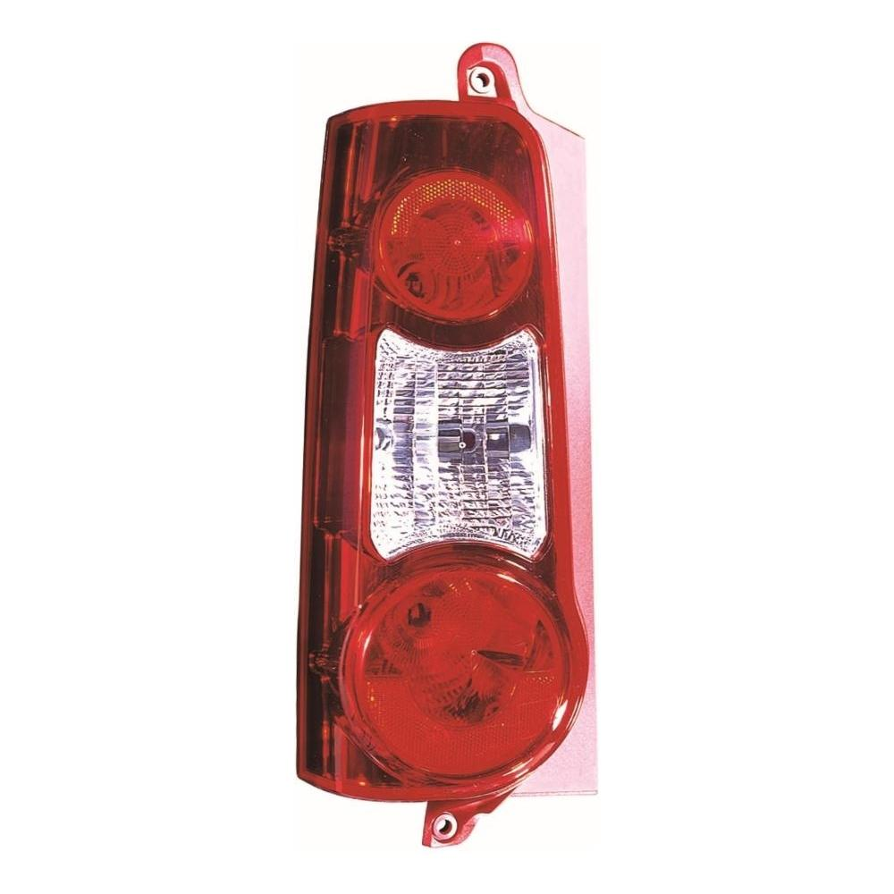 Citroen Berlingo MK3 [08-12] Rear Tail Light Unit - for twin rear door models (pre facelift)