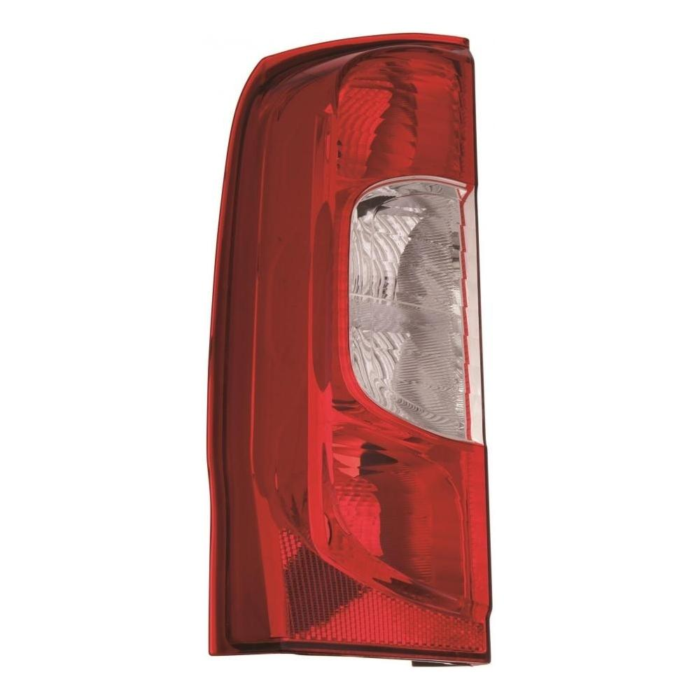 Fiat Fiorino [08 on] Rear Tail Light Unit (Tailgate)