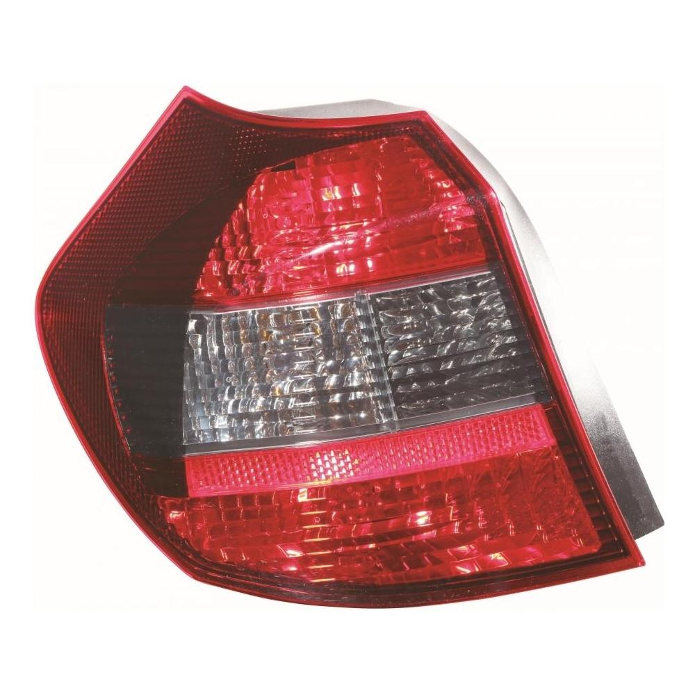 BMW 1 Series E87 [04-06] Rear Tail Light Unit - with Smoked/Tinted Indicator Section