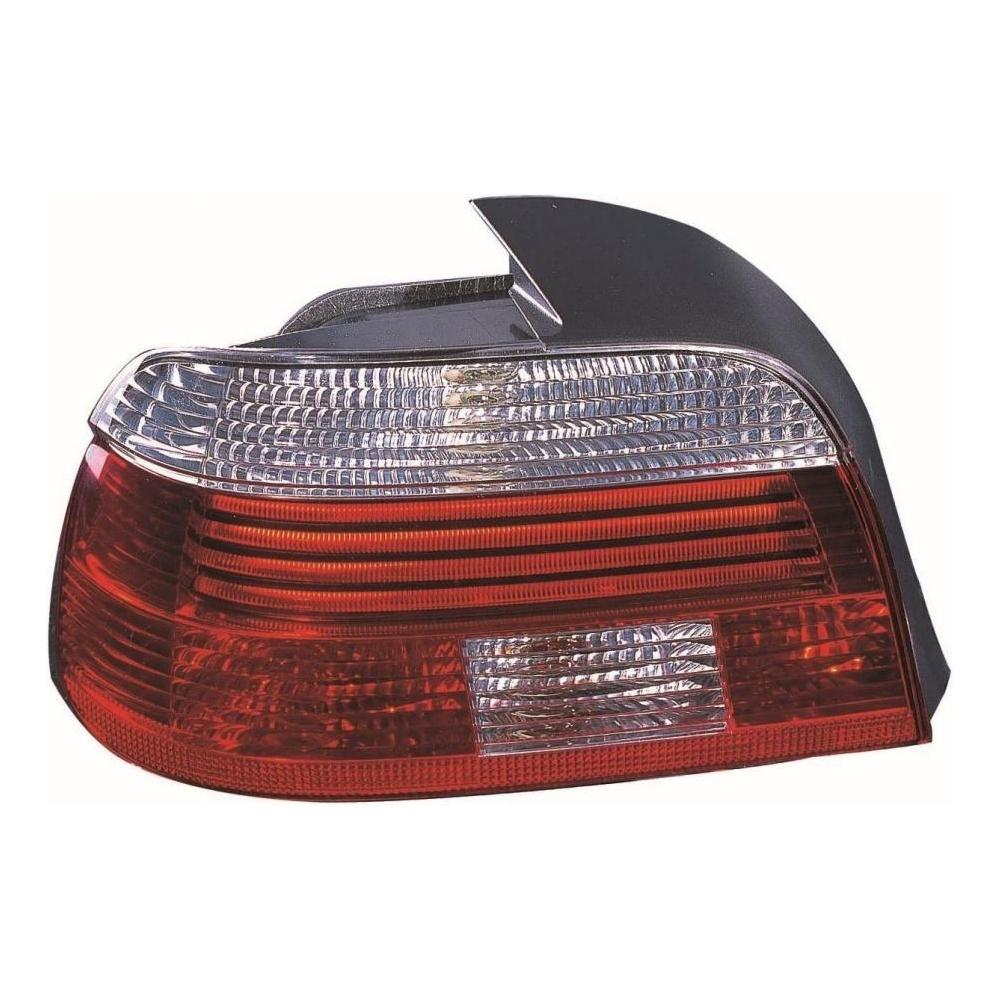 BMW 5 Series E39 [01-03] Rear Tail Light Unit - Clear Indicator