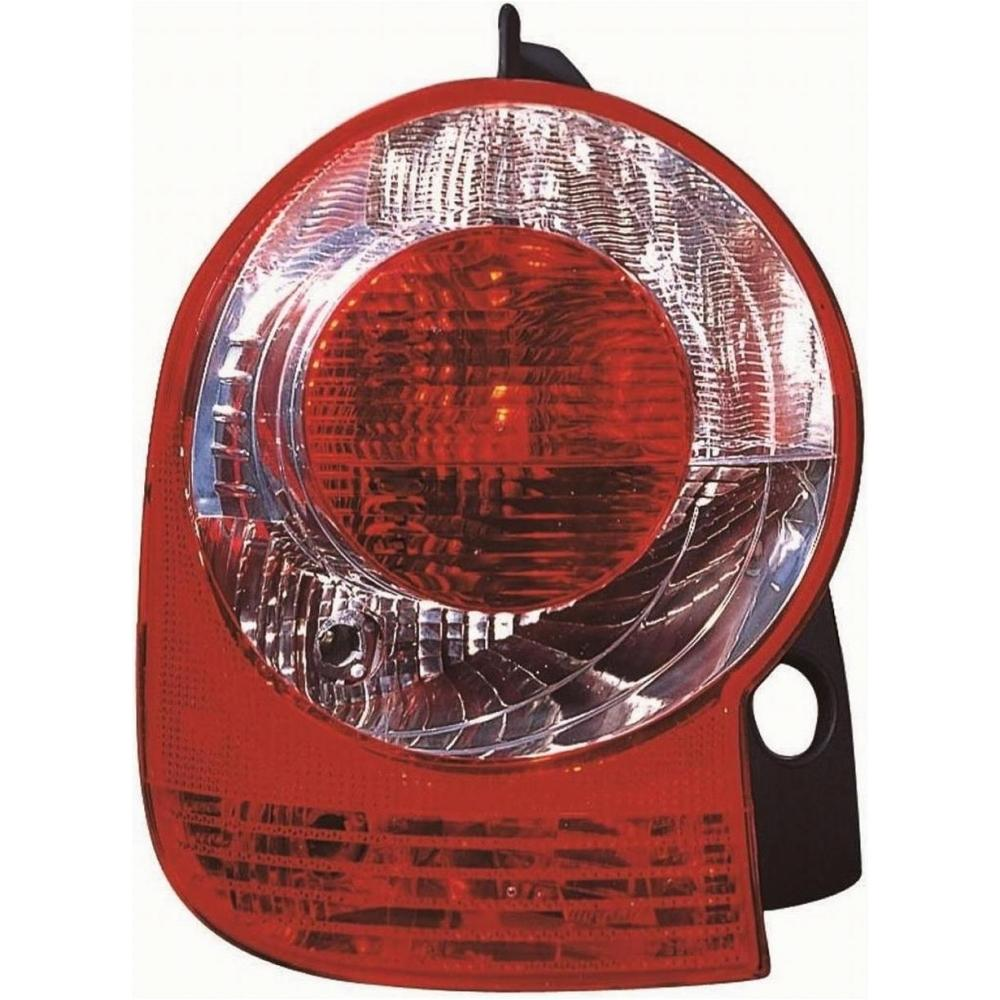 Renault Modus [06-08] Rear Tail Light Unit - clear indicator type