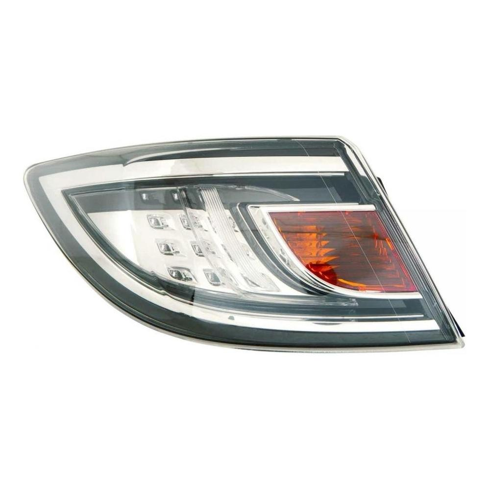 Mazda 6 MK2 [10-12] Rear Tail Light Unit Outer - LED Type (Sport Models - not Estate)
