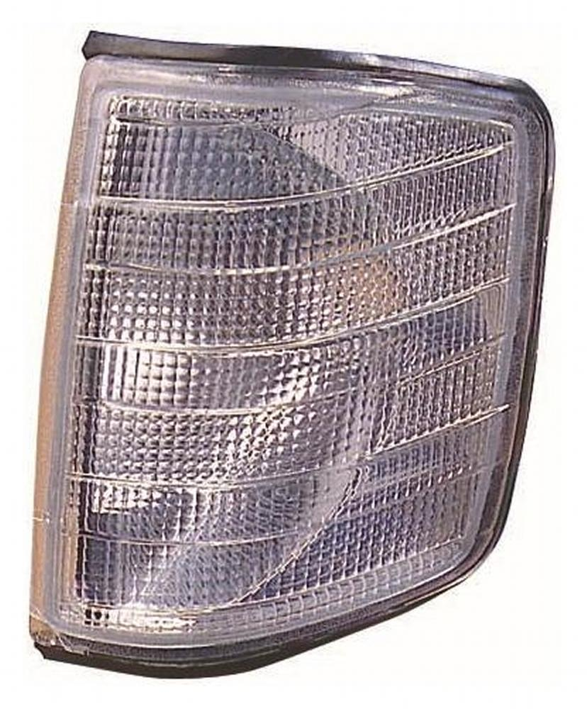 Mercedes 190E [83-93] Front Indicator Light Unit - Clear