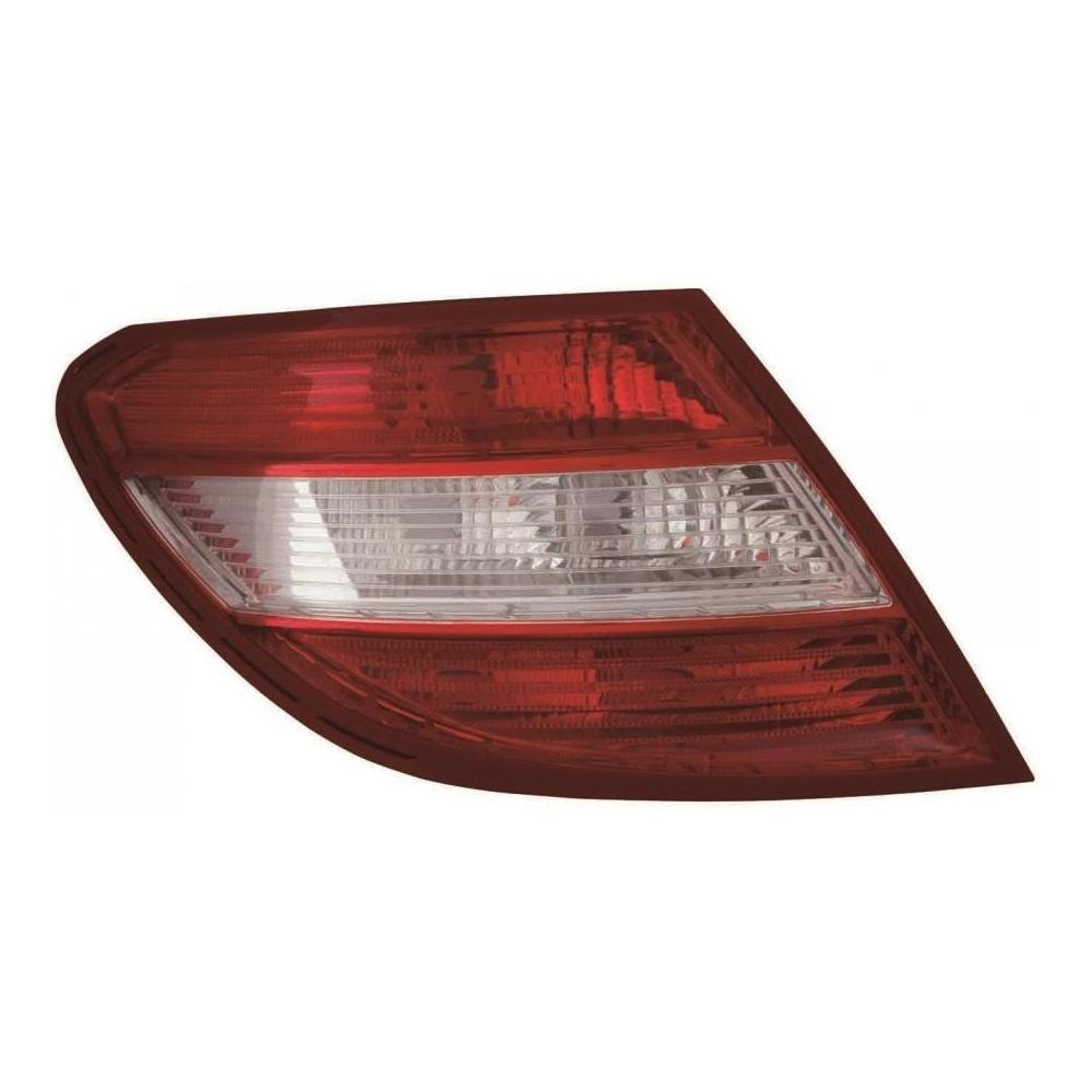 Mercedes C-Class - W204 [07-10] Rear Tail Light Unit - Non LED with Clear Indicator (Saloon only)
