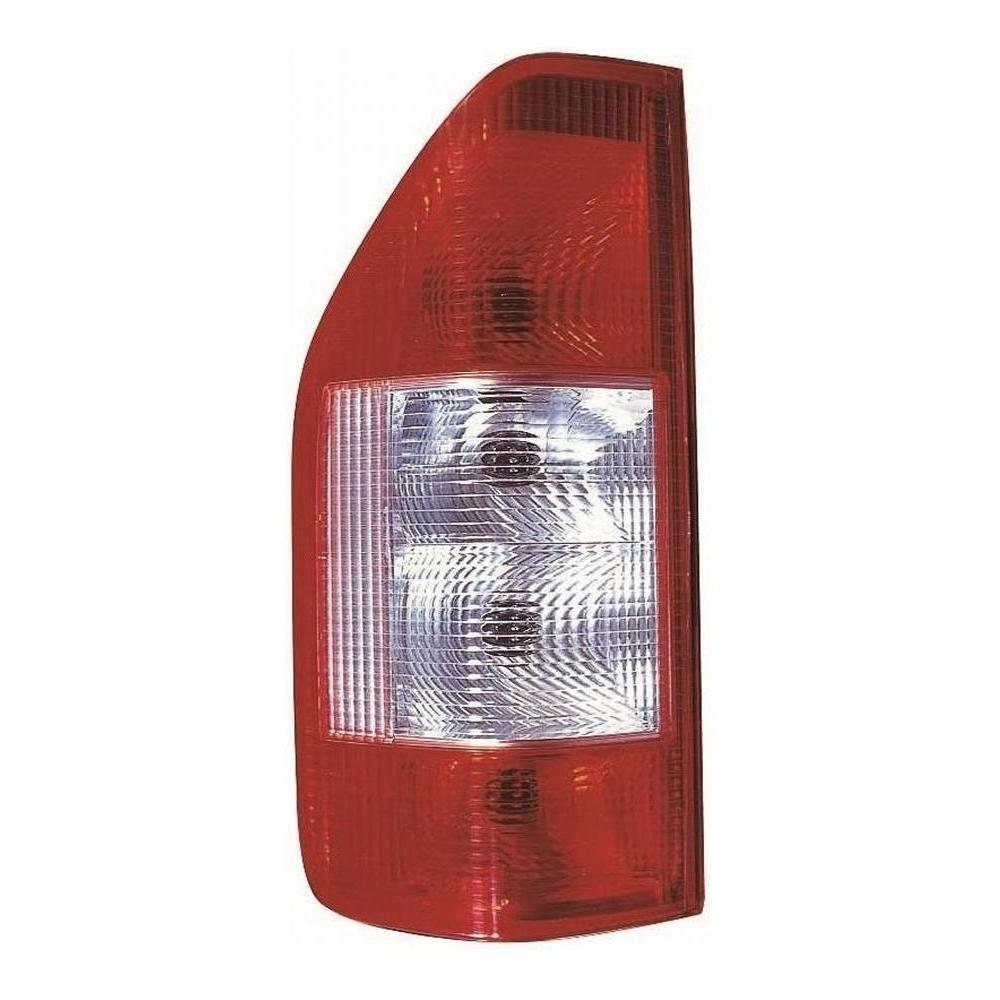 Mercedes Sprinter MK1 [03-06] Rear Tail Light Unit - clear indicator (not chassis cab)