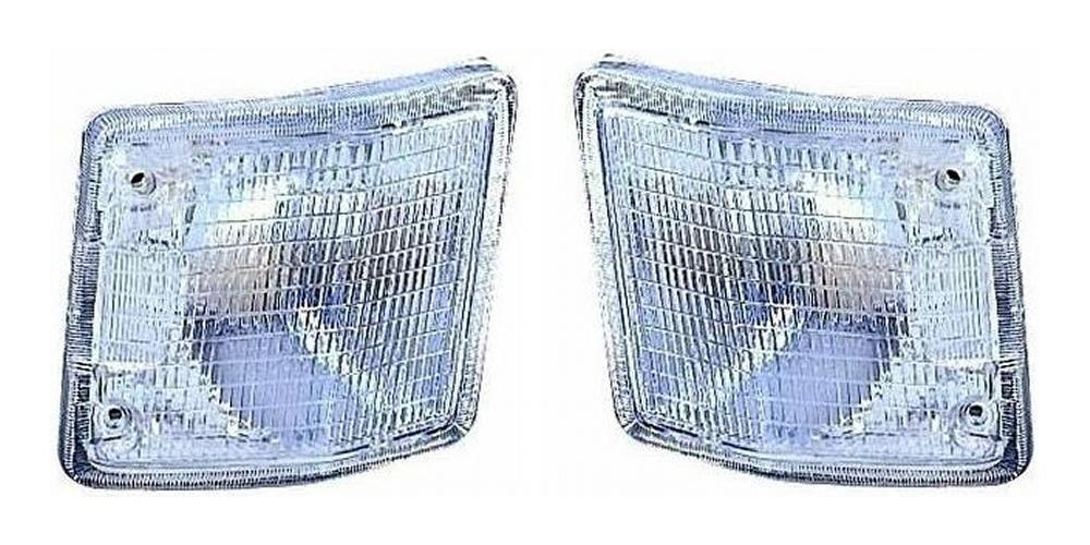 VW Transporter T2 [79-90] Front Indicators Lights (Pair) - Clear