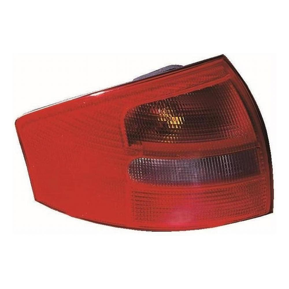 Audi A6 [97-01] Rear Tail Light Unit - Smoked Indicator