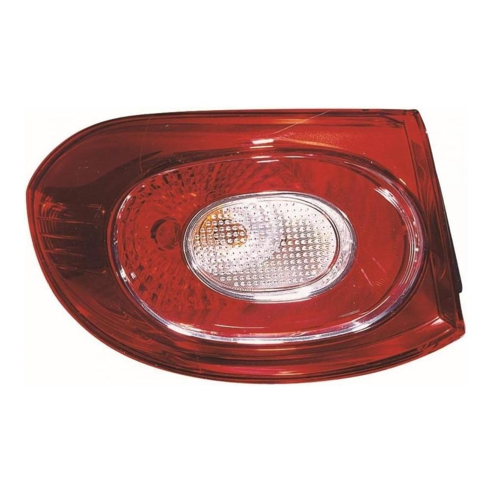Volkswagen Tiguan [08-11] Rear Tail Light Unit - Outer