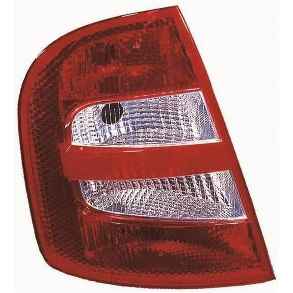 Skoda Fabia MK1 [00-04] Rear Tail Light Unit - Hatchback only