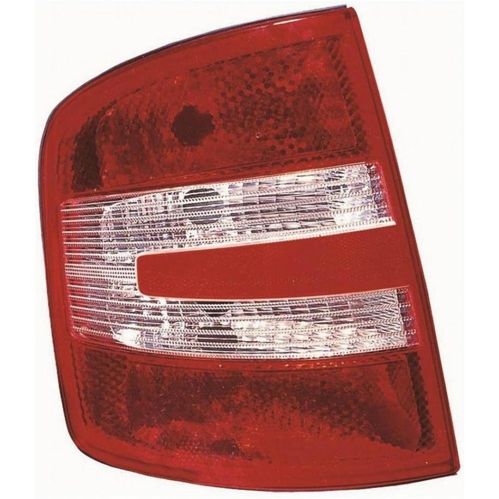 Skoda Fabia MK1 [04-07] Rear Tail Light Unit - Estate & Saloon only