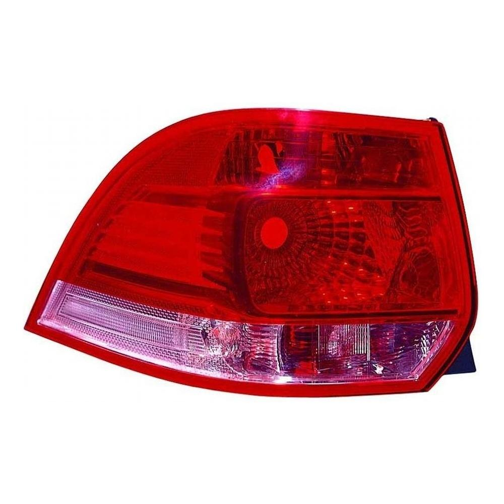 vw golf tail light bulb replacement