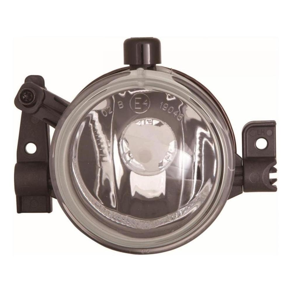 Ford Focus MK2 [05-08] Front Fog Light Unit - Round - H8 (excludes ST)