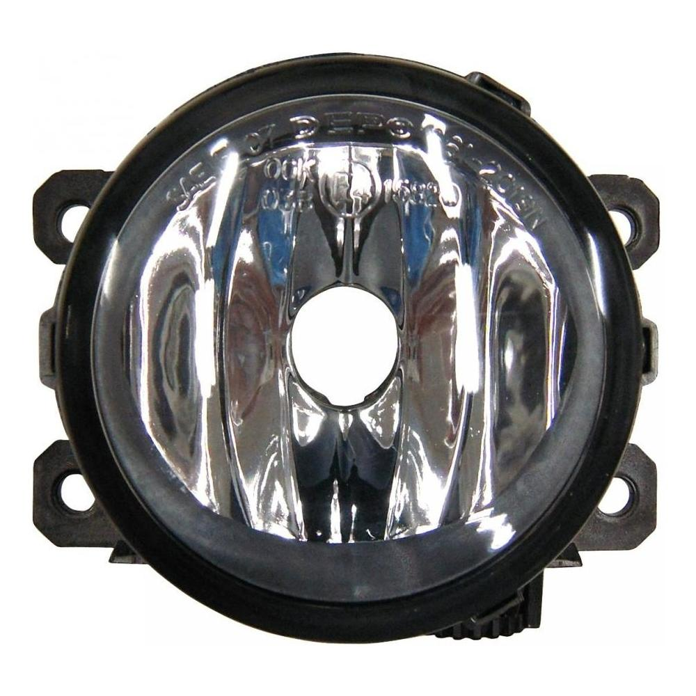 Citroen C4 [11 on] Front Fog Light Unit - H11