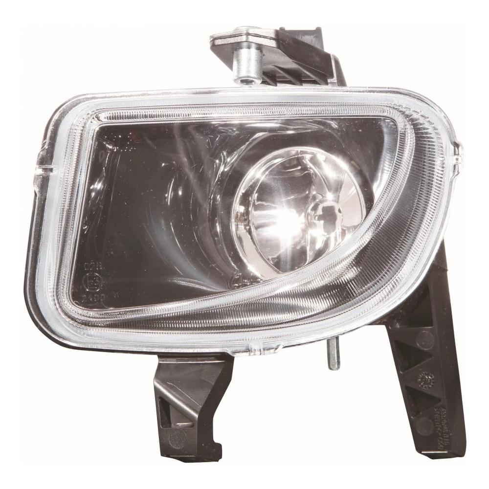 Fiat Punto Grande [06-10] Front Fog Light Unit - Tinted (excl. Abarth)