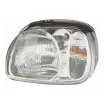 Nissan Micra K11 [98-00] Headlight Unit - H4 with Clear Indicator