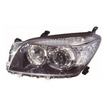 Toyota RAV 4 MK3 [06-09] Headlight Unit with Black Inner