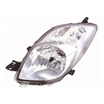 Toyota Yaris MK2 [06-08] Headlight Unit- H4 (Ichikoh Type)
